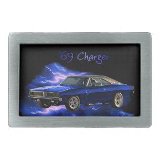 Mopar:  '69 Dodge Charger Belt Buckle