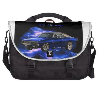 Mopar 69 Dodge Charger Bag For Laptop