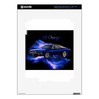 Mopar:  'Cargador de 69 Dodge Pegatina Skin Para iPad 3