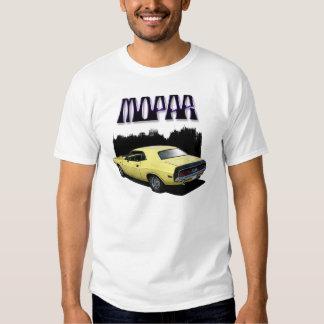 Mopar Classic Dodge Challenger car Tshirt