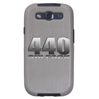 Mopar Dodge 440 seis paquetes Samsung Galaxy S3 Cobertura