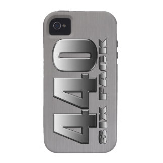 Mopar Dodge 440 Six Pack Case-Mate iPhone 4 Covers
