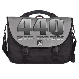 Mopar Dodge 440 Six Pack Commuter Bags