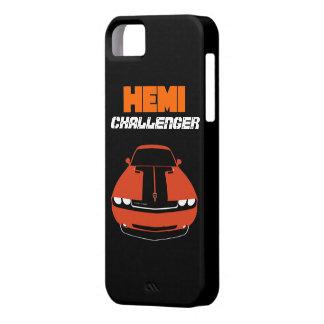 Mopar - Dodge Challenger iPhone 5 Carcasa