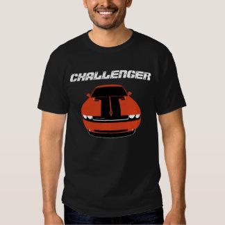 Mopar - Dodge Challenger Tee Shirts