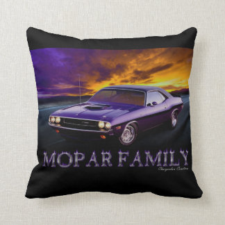 MOPAR FAMILY PILLOW