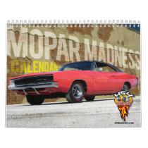Mopar Madness Calendar