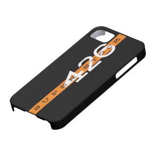 Mopar - Max Wedge 426 super stick iPhone SE/5/5s Case