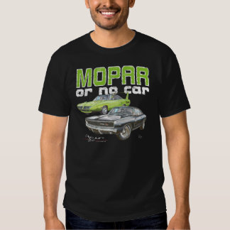 MOPAR o ningún coche - 68 cargador R/T y 70 Playeras