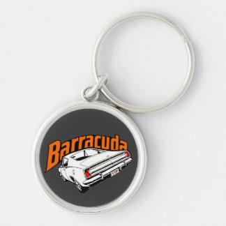 Mopar - Plymouth Barracuda Keychains