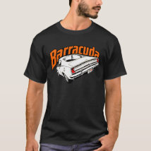 Mopar - Plymouth Barracuda T-Shirt