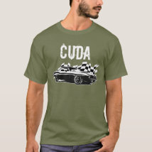 Mopar - Plymouth Cuda - Barracuda T-Shirt