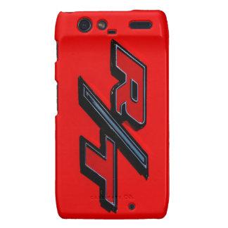 Mopar R/T Emblem Motorola Droid RAZR Cover