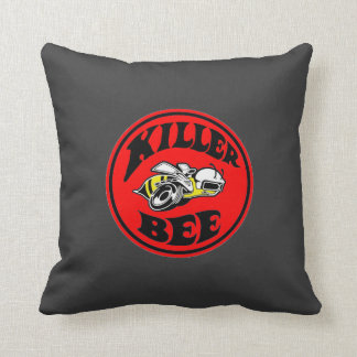 Mopar - super Bee - killer Bee - talk Throw Pillow