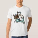 Moped Monkey Beachcomber Vacation! Shirt