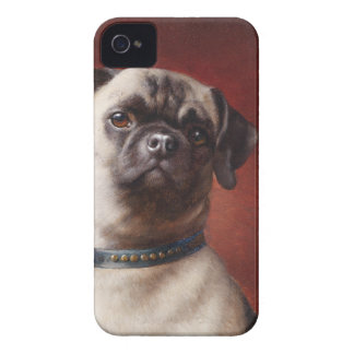 Mops Barely There iPhone 4 Case