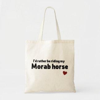 Morab horse bags