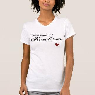 Morab horse tshirt