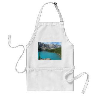 Moraine Lake 1 Adult Apron