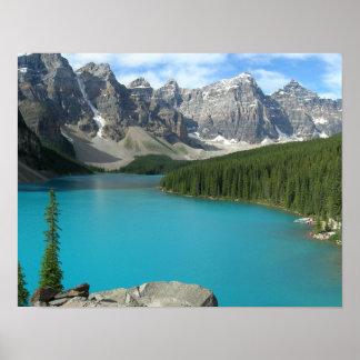 Moraine Lake 1 Print