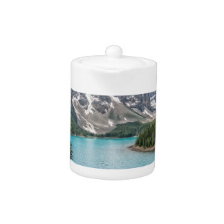Moraine Lake After the Storm Teapot