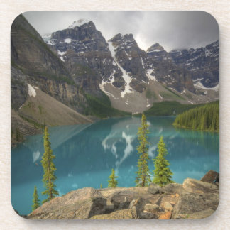 Moraine Lake Canada Drink Coaster