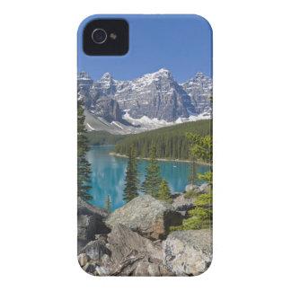 Moraine Lake, Canadian Rockies, Alberta, Canada iPhone 4 Covers