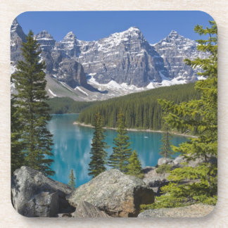 Moraine Lake, Canadian Rockies, Alberta, Canada Coaster