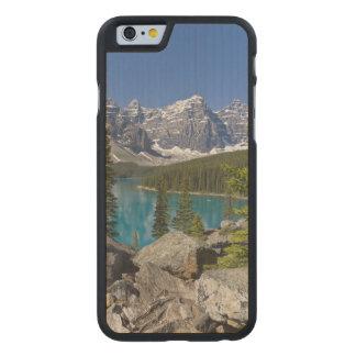 Moraine Lake, Canadian Rockies, Alberta, Canada Carved® Maple iPhone 6 Slim Case