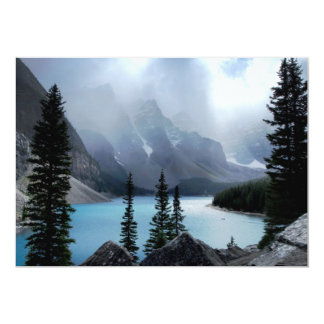 Moraine Lake Invitation