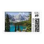 Moraine Lake Postage Stamps