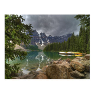 Moraine Lake Post Cards