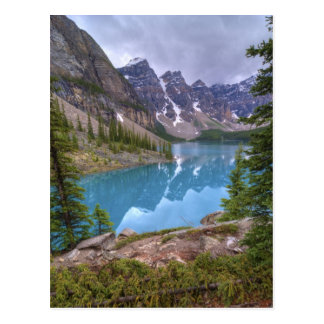 Moraine Lake Postcard