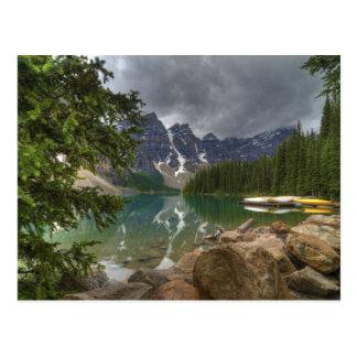 Moraine Lake Post Card