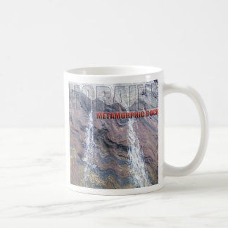 Moraine Metamorphic Rock Coffee Mug