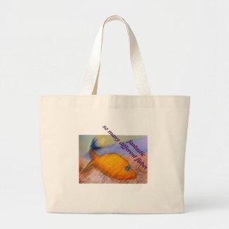 moral large tote bag