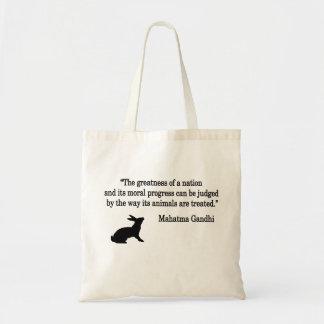 Moral Values Bag