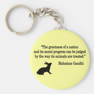 Moral Values Keychain