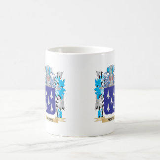 Moran Coat of Arms - Family Crest Classic White Coffee Mug