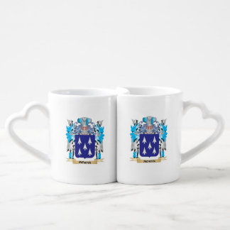 Moran Coat of Arms - Family Crest Couples' Coffee Mug Set
