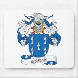 Moran Family Crest Mouse Mat