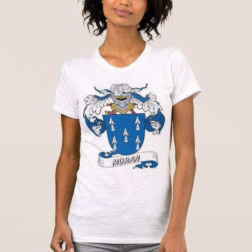 Moran Family Crest Tee Shirt