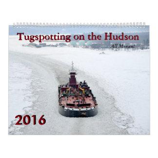 Moran Tugspotting 2016 Calendar