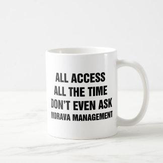 Morava Management Coffee Mug