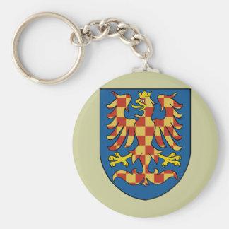 Moravia 2, Czech Keychain