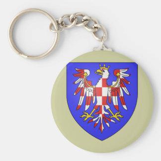 Moravia Arms, Hungary Keychain