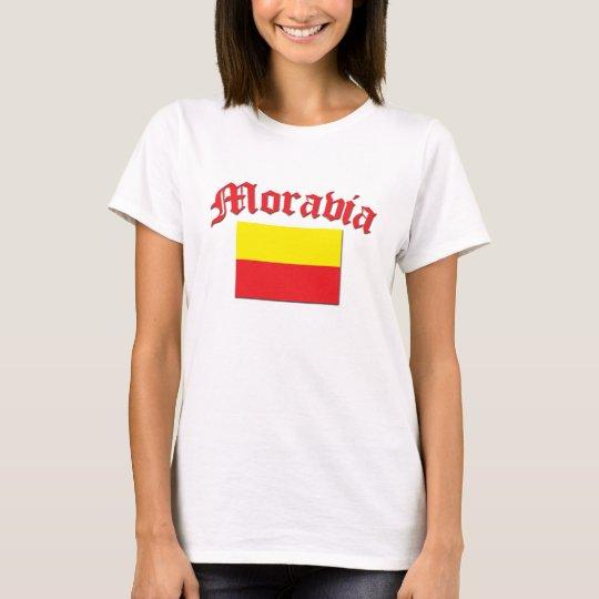 Moravia Flag 1 T-Shirt