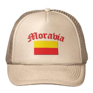 Moravia Flag 1 Trucker Hat