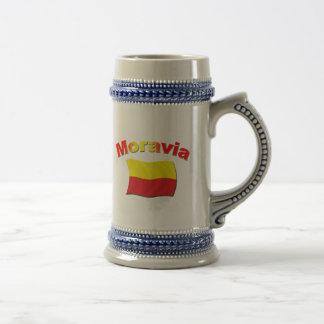 Moravia Flag 3 Mug