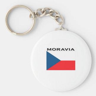 Moravia Key Chain